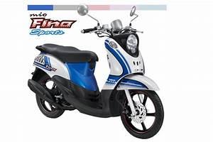 Hondayes  Yamaha Mio Fino Specifications