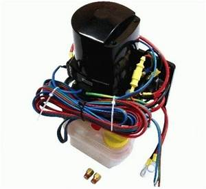 Tilt  Trim Motor For Mercruiser Includes Pump Reservoir