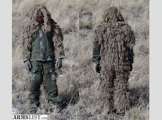 ARMSLIST For Sale New Custom Multicam Ghillie Suit made