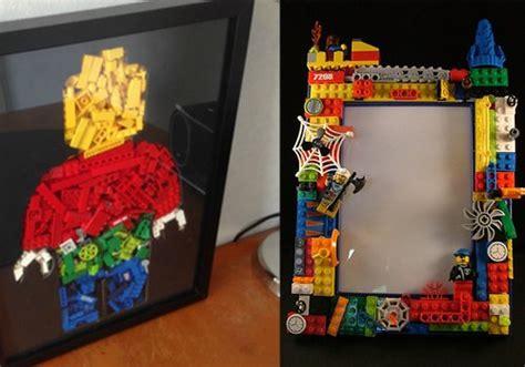 cadre photo a decorer soi meme 6 bonnes id 233 es d objets lego 224 construire soi m 234 me rapid cadeau