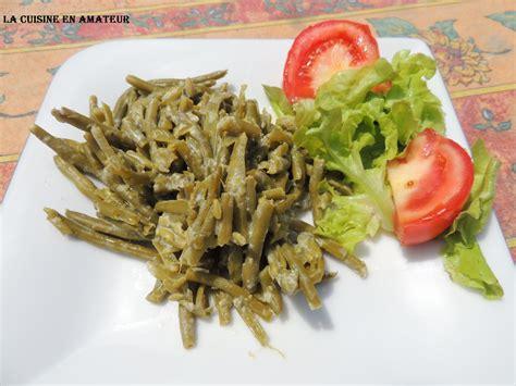 cuisine haricots verts la cuisine en de maryline haricots verts au boursin