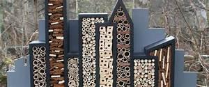 Fabriquer Un Hotel A Insecte : h tels insectes notre s lection coup de coeur l ~ Melissatoandfro.com Idées de Décoration