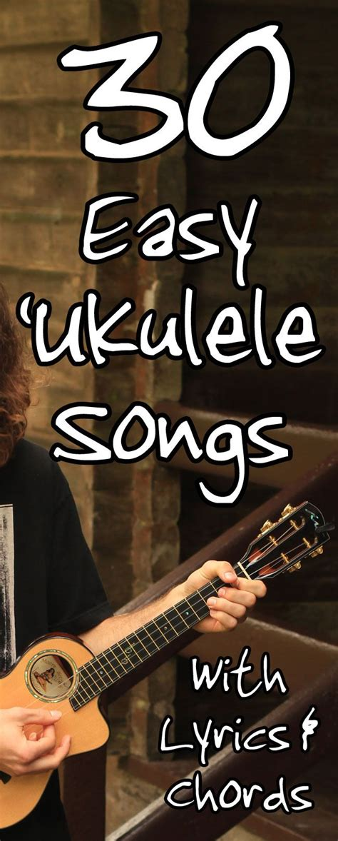 He was so good on drums and packed some good. 60+ Easy ʻUkulele Songs for Beginners With 3 or 4 Chords   Ukulele songs, Easy ukulele songs ...