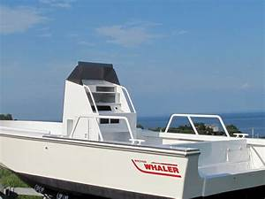 Restored Boston Whaler Guardian 20