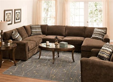 Artemis Ii  Pc Microfiber Sectional Sofa Sectional