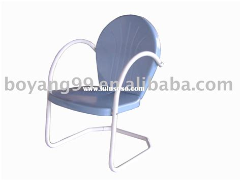 bellaire metal lawn chair for sale price china