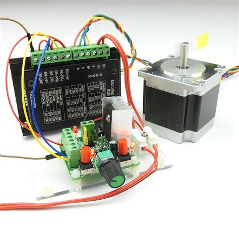 Stepper Motor Driver Pulse Generator Maker