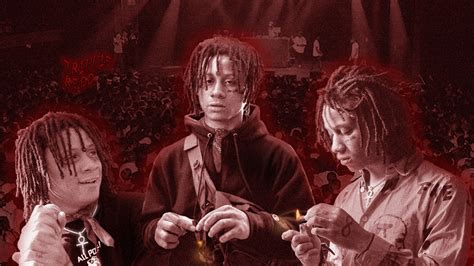 29.07.2020 · download wallpaper 3840x2400 juice wrld, music, male celebrities, boys, singer, rapper, hd, 4k images, backgrounds, photos and pictures for desktop,pc,android. Juice Wrld Trippie Redd Wallpaper / T 10 Juice Wrld ...