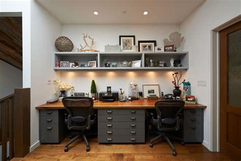 bureau pour 2 14 idées pour aménager et décorer un bureau pour deux