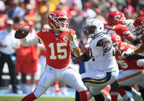 Kansas City Chiefs Will Host Chargers, Ravens Or Colts In