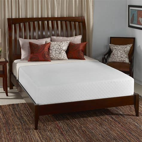 serta memory foam mattress serta 10 inch gel memory foam mattress