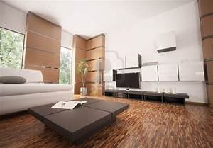Living Room Japanese Contemporary Wall Decor | Home ...