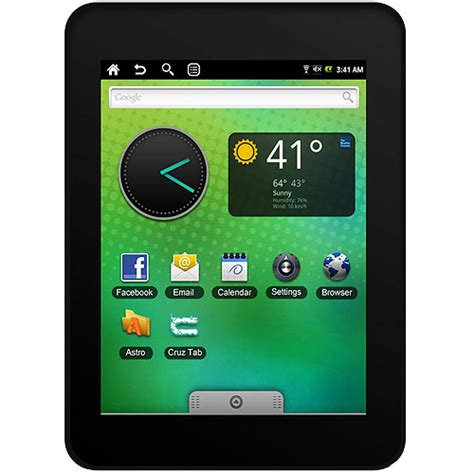 walmart android tablet velocity micro t103 4gb 7 quot android tablet walmart
