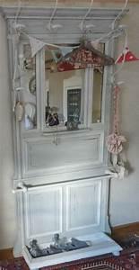 porte manteau ancien avec miroir 3 vestiaire et miroir With porte manteau ancien avec miroir