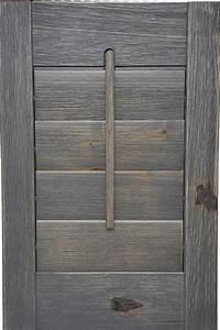 Showcase shutters for Barnwood shutters