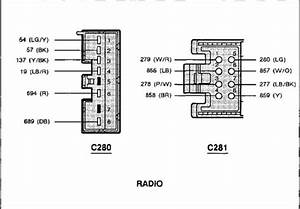 1998 Ford Expedition Stereo Wiring Diagram