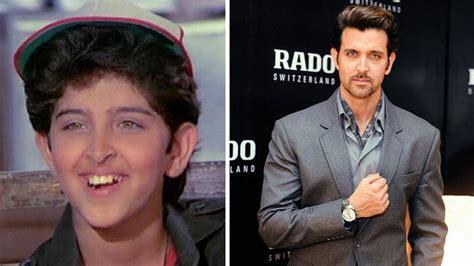 hrithik roshan masuki usia   transformasi wajah