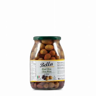 Olives Brine Marinated Bella