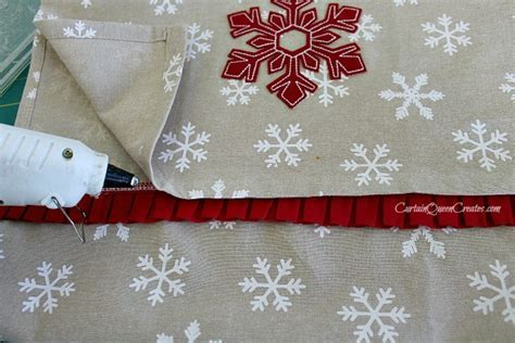 Hometalk   DIY Christmas Pillow Slip Covers: No Sew or Low Sew