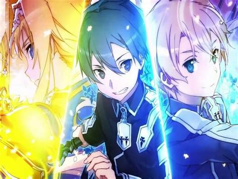 sword art  alicization  impression  sao