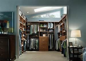 Faire Dressing Dans Une Chambre : id e dressing 45 id es d 39 am nagement et de rangement ~ Premium-room.com Idées de Décoration