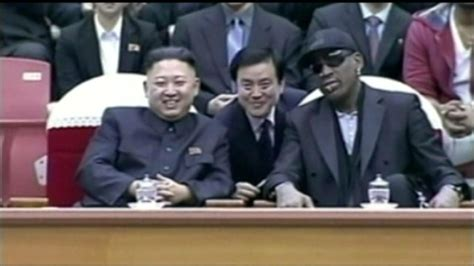 Dennis Rodman, where are you when Trump and Kim need you ...