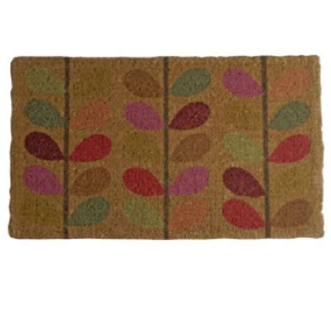 orla kiely doormat orla kiely door mat 163 35 from heals for the home orla