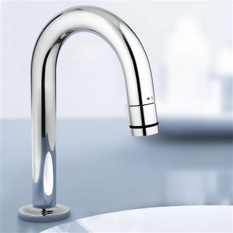 grohe robinet cuisine robinet lave mains universel grohe induscabel salle