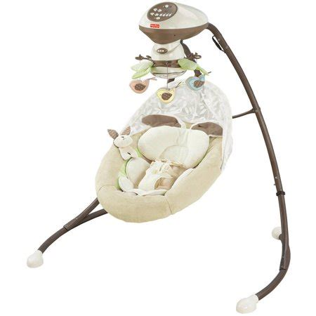 fisher price 3 in 1 swing fisher price my snugabunny cradle n swing
