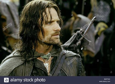 Viggo Mortensen The Lord Of The Rings The Two Towers