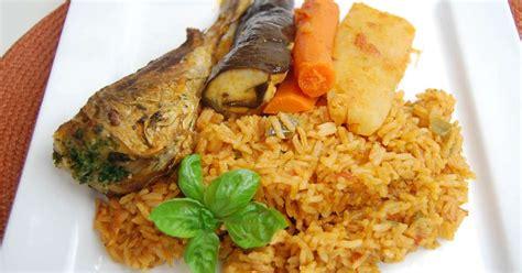 riz cuisine riz au gras thieboudienne afrique de l 39 ouest recette