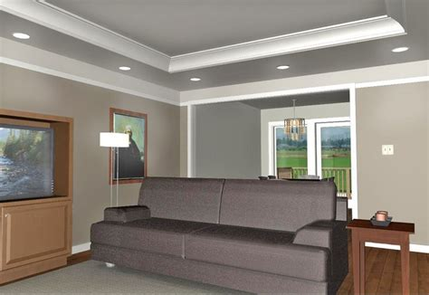 Double Tray Ceilings
