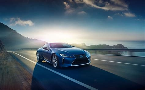 Lexus Lc Wallpapers by 2016 Lexus Lc 500h Luxury Coupe Wallpaper Hd Car
