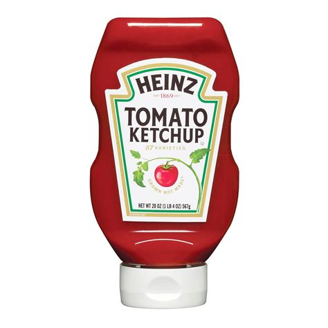 HEINZ | Tomato Ketchup Easy Squeezy 567g | Giant Singapore