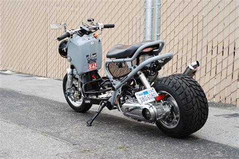 The Wild Mini-motorcycle Craze!
