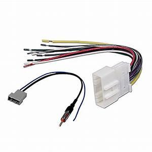 Car Stereo Cd Player Wiring Harness   Radio Antenna