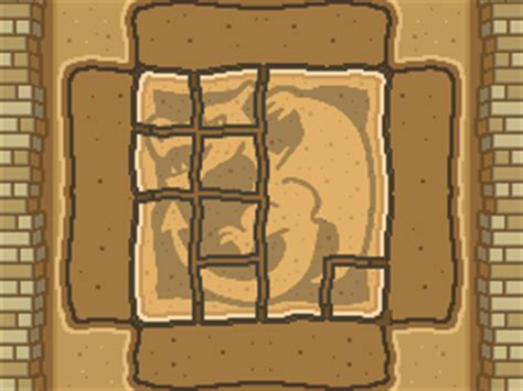 Kotor Floor Panel Puzzle by Heartgold And Soulsilver The Ruins Of Alph