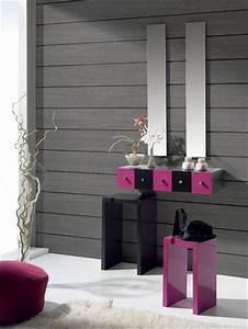 70 best images about meubles d39entree design ou With meuble entree avec miroir 16 ensemble console contemporaine laque 1 tiroir miroir