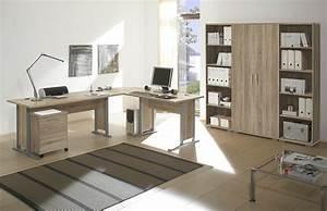 Rollcontainer Sonoma Eiche : b rom bel set office line schreibtisch eckschreibtisch ~ Lateststills.com Haus und Dekorationen