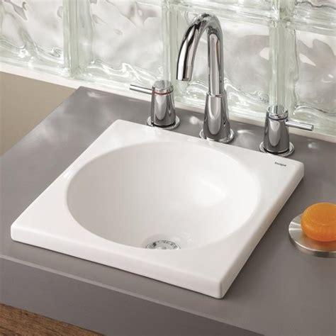 Small Drop In Bathroom Sink by Various Models Of Bathroom Sink Inspirationseek