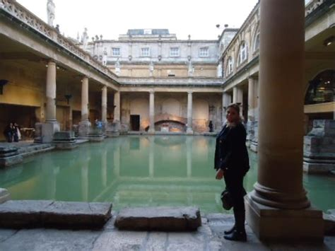 Roman Bath Sign Picture Of London Roman Bath London
