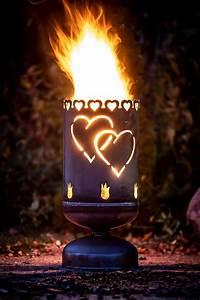 Feuerstelle Aus Gasflaschen : feuerkorb herzen gasflasche feuerflair online shop ~ A.2002-acura-tl-radio.info Haus und Dekorationen