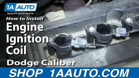 How Replace Ignition Coils Dodge Caliber Auto