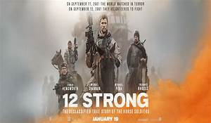 12 Strong - Official Trailer - Movie and TV Reviews