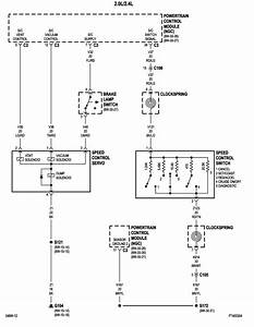 I Need The Wiring Diagram For A 2004 Pt Cruiser Cruise