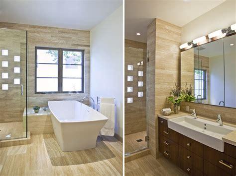 Santa Barbara Modern Spanish   Contemporary   Bathroom