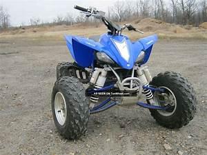 2007 Yamaha Yfz 450