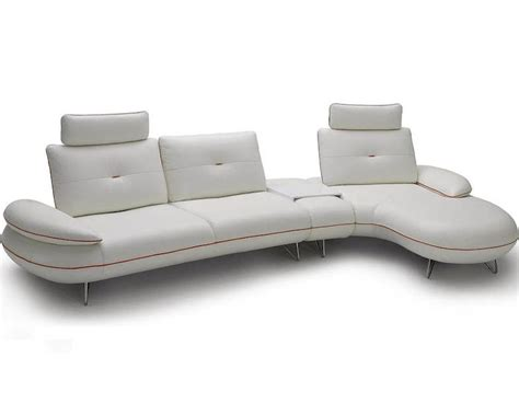 Contemporary Leather Sectional Sofas by Contemporary Leather Sectional Sofa Set 44l1373