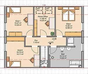 Pro Familien Haus : 206 besten grundrisse bilder auf pinterest hauspl ne ~ Lizthompson.info Haus und Dekorationen