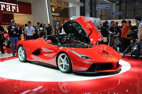 2013 Geneva International Motor Show Photographs